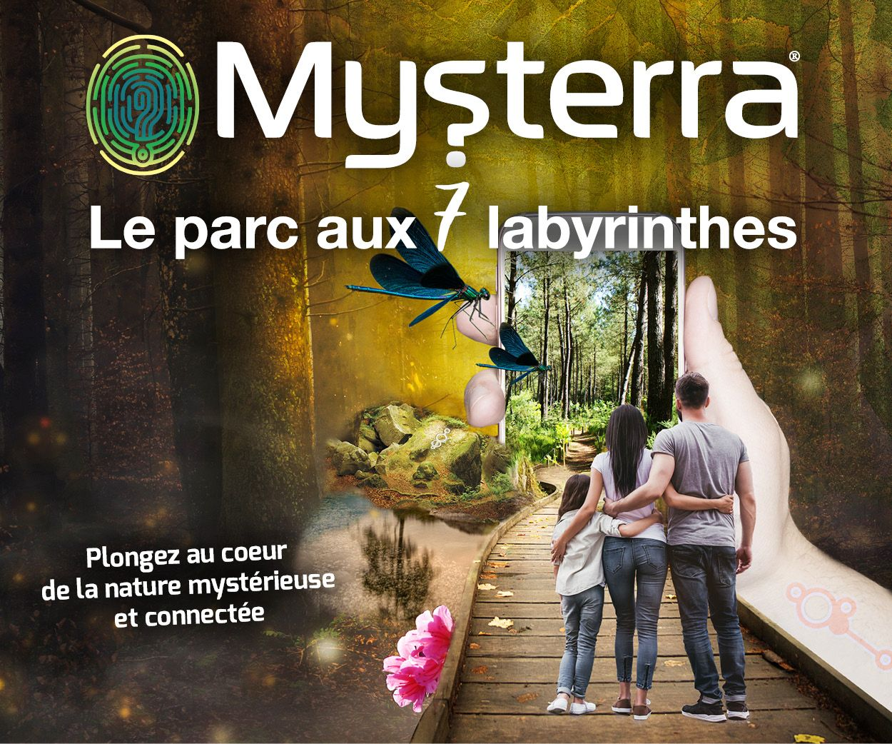 MYSTERRA PARK Montendre South West France
