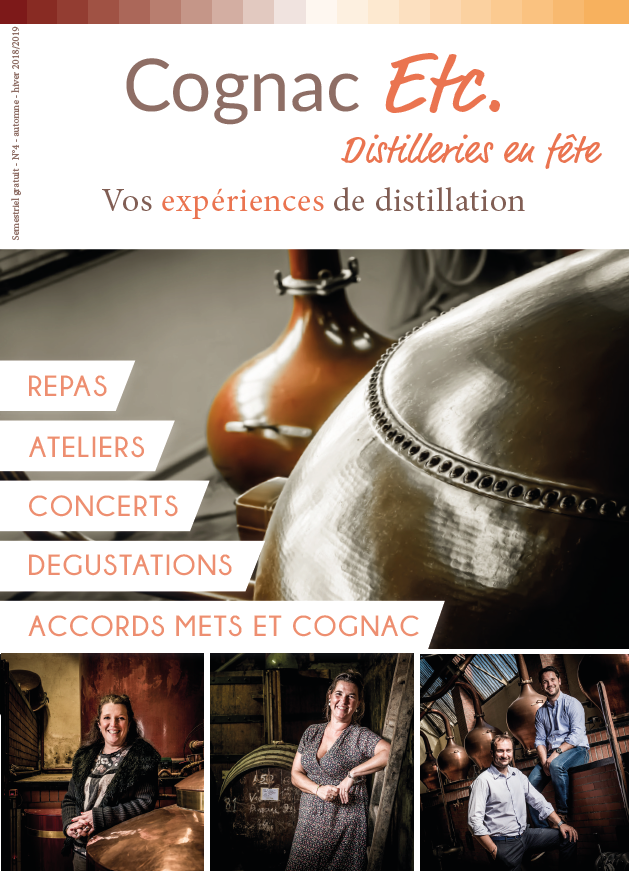 cognac etc distilleries en fête