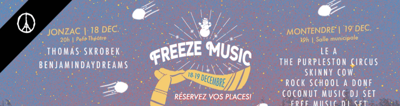 freeze music 2015