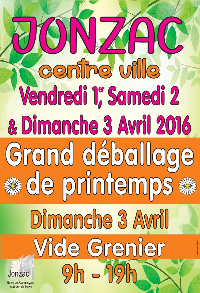 grand déballage 2016