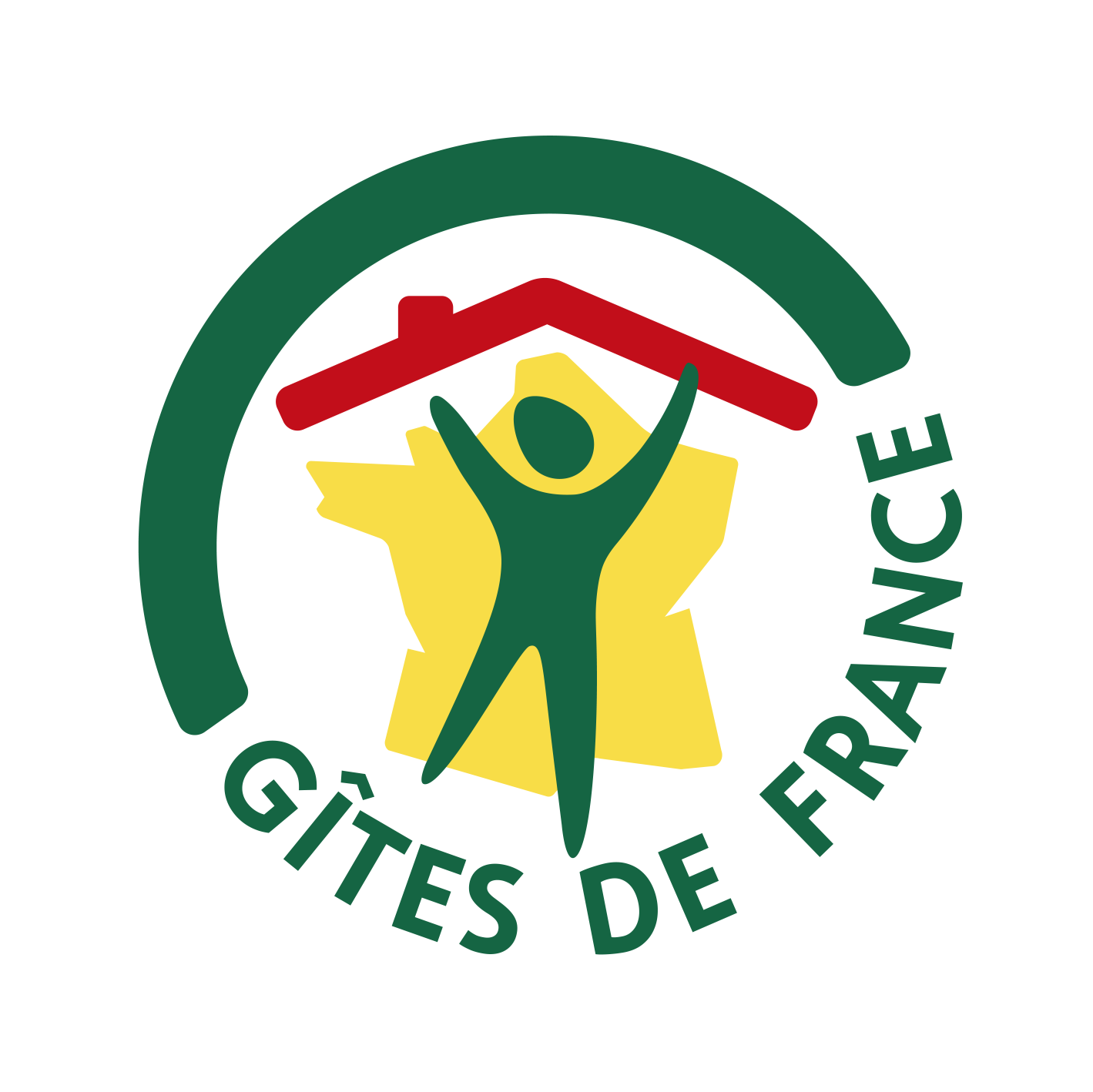 05 Logo GITES DE FRANCE 100x100mm 3 Couleurs RVB